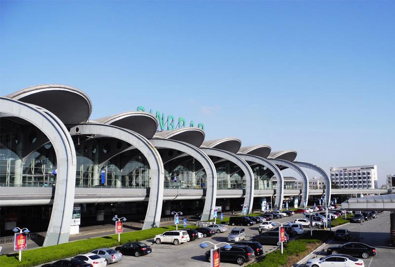 青岛流亭机场应用案例